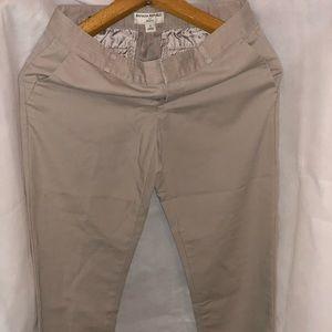 Banana Republic - cropped pants size 6 - Ryan fit